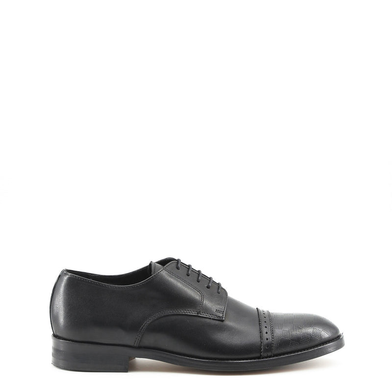 Made in Italia Mens Lace up Shoes - RICCARDO Shoes Lace up RICCARDO_NERO-Black-40 8050750160853