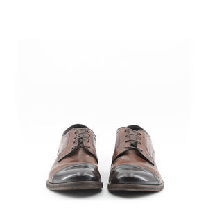 Made in Italia Mens Lace up Shoes - ALBERTO Shoes Lace up ALBERTO_TDM-Brown-40 8050750166602