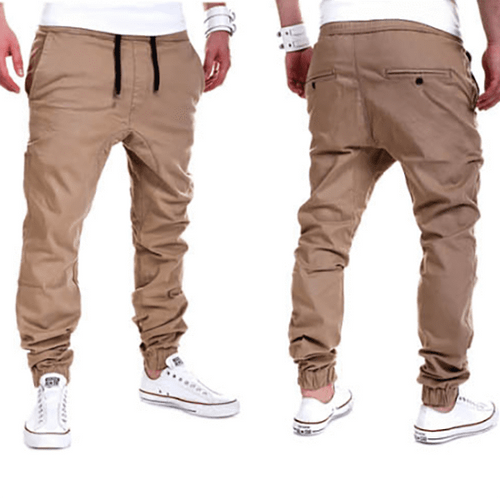 PMS Camel / m Basic Loose Jogger Pants