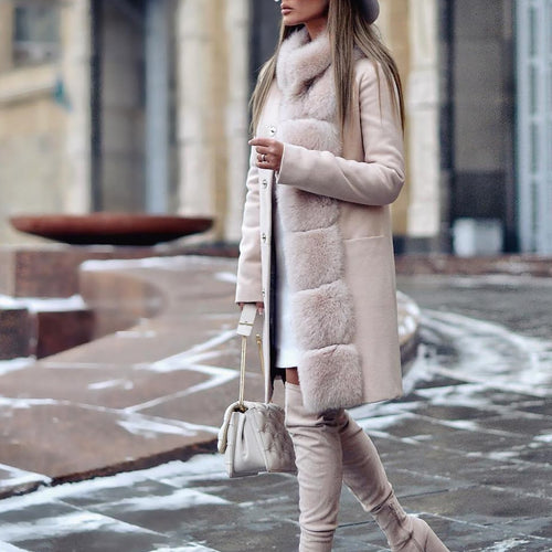 PMS Coat Same As Photo / 2xl Fashion Long Sleeved Casaul Coat