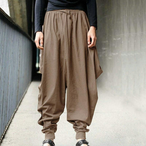 PMS Man's Pants Khaki / S Men's Vintage Original Harem Pants
