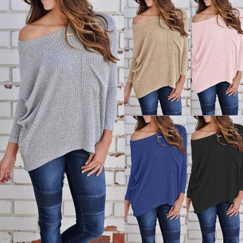 PMS T-Shirts Round Neck Pocket Long Sleeve Plain Loose Casual T-Shirts
