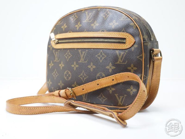AUTHENTIC PRE-OWNED LOUIS VUITTON VINTAGE MONOGRAM SENLIS CROSSBODY BAG PURSE M51222 152781