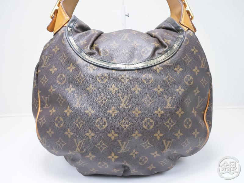 AUTHENTIC PRE-OWNED LOUIS VUITTON MONOGRAM KALAHARI GM 2009 LIMITED HOBO SHOULDER BAG M97015 160898