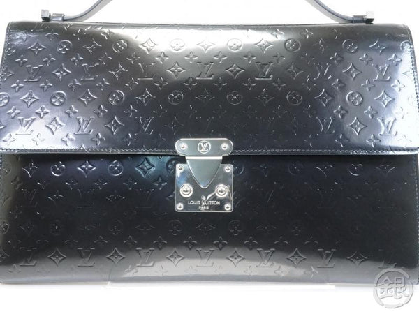 AUTHENTIC PRE-OWNED LOUIS VUITTON LV MONOGRAM GLACE PORTEFEUILLE ANOUCHKA GM PURSE M92229 143085