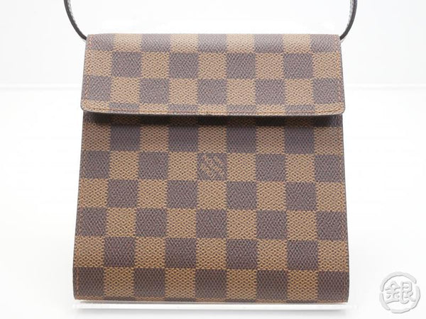 AUTHENTIC PRE-OWNED LOUIS VUITTON LIMITED DAMIER LV JAPAN 20th Anniversary CD CASE M99074 171389