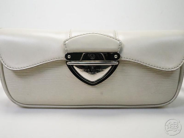 AUTHENTIC PRE-OWNED LOUIS VUITTON EPI IVOIRE IVORY POCHETTE MONTAIGNE 2-WAY HAND BAG M5929J 180289