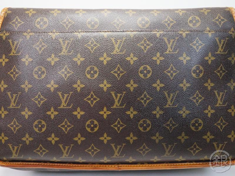 AUTHENTIC PRE-OWNED LOUIS VUITTON LV MONOGRAM SAC GIBECIERE GM MESSENGER CROSSBODY BAG M42246 180687