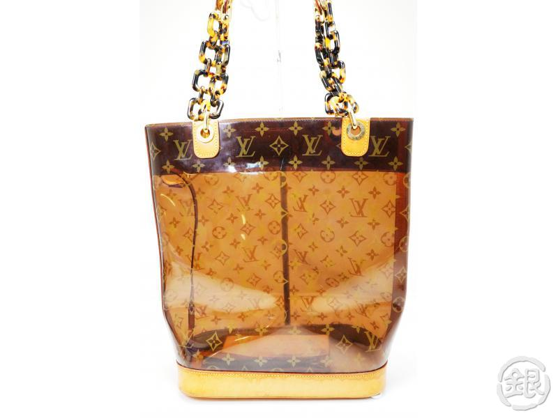 AUTHENTIC PRE-OWNED LOUIS VUITTON MONOGRAM CABAS AMBRE MM SHOULDER TOTE BAG M92501 180726
