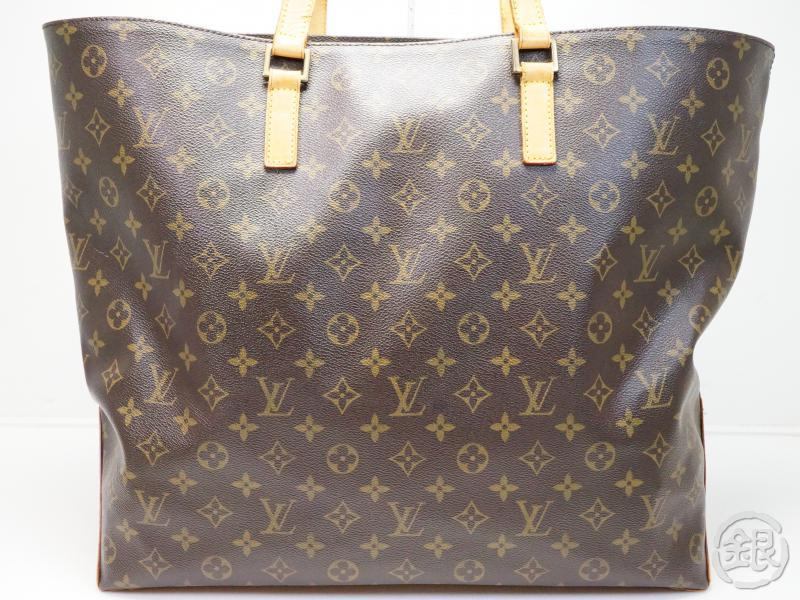 AUTHENTIC PRE-OWNED LOUIS VUITTON LV MONOGRAM CABAS ALTO LARGE SHOULDER TOTE BAG M51152 180746