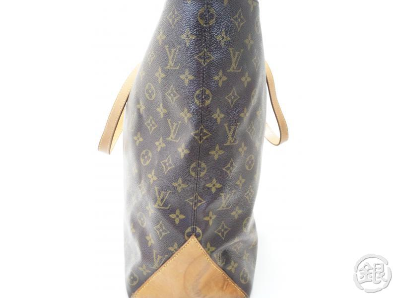 AUTHENTIC PRE-OWNED LOUIS VUITTON LV MONOGRAM CABAS ALTO LARGE SHOULDER TOTE BAG M51152 180969