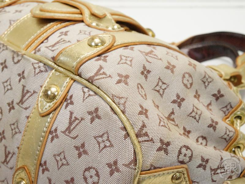 AUTHENTIC PRE-OWNED LOUIS VUITTON LIMITED 2004 COLLECTION MONOGRAM MINI THEDA GM BAG M92392 181035