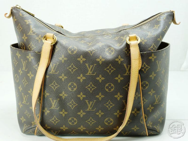 AUTHENTIC PRE-OWNED LOUIS VUITTON MONOGRAM TOTALLY MM LARGE SHOULDER TOTE BAG M56689 140075