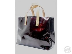 AUTHENTIC PRE-OWNED LOUIS VUITTON VERNIS AMARANTE READE PM HAND TOTE BAG M91993 150041