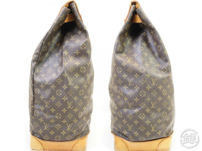 AUTHENTIC PRE-OWNED LOUIS VUITTON MONOGRAM STEAMER BAG 45 LARGE TRAVEL LUGGAGE BAG M41126 170755