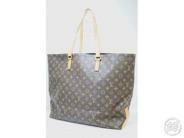 AUTHENTIC PRE-OWNED LOUIS VUITTON LV MONOGRAM CABAS ALTO LARGE SHOULDER TOTE BAG M51152 181687