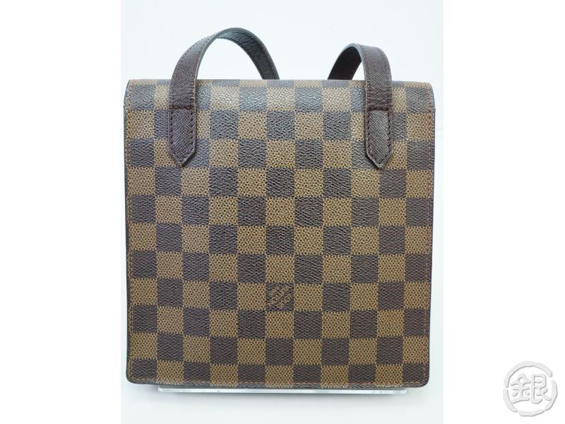 AUTHENTIC PRE-OWNED LOUIS VUITTON DAMIER LV PIMLICO POCHETTE CROSSBODY MESSENGER BAG N45272 170592