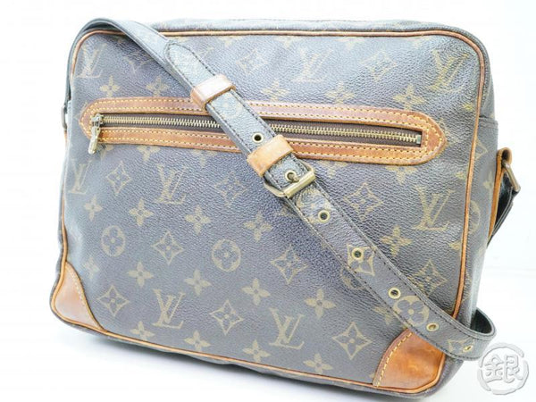 AUTHENTIC PRE-OWNED LOUIS VUITTON LV VINTAGE MONOGRAM POTOMAC CROSSBODY MESSENGER BAG M45285 181667
