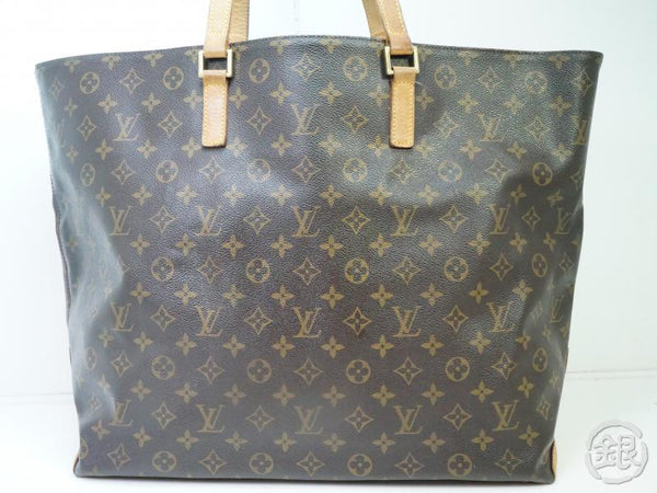 AUTHENTIC PRE-OWNED LOUIS VUITTON LV MONOGRAM CABAS ALTO LARGE SHOULDER TOTE BAG M51152 182031