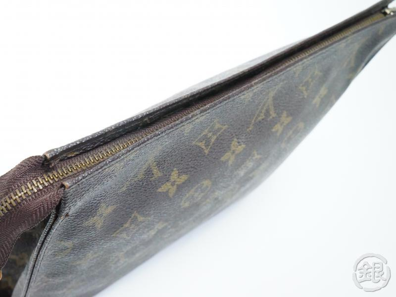 AUTHENTIC PRE-OWNED LOUIS VUITTON MONOGRAM VINTAGE POCHE TOILETTE GM COSMETIC POUCH M47542 180913