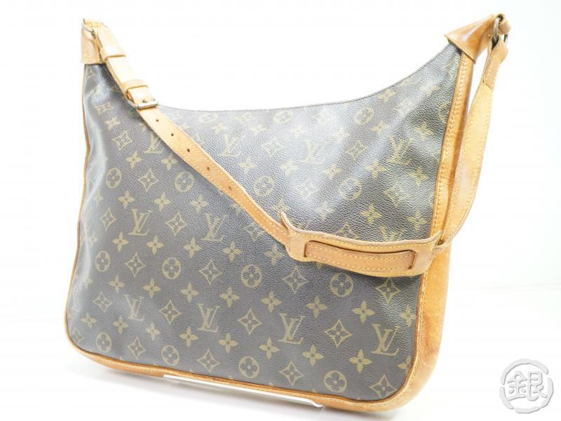 AUTHENTIC PRE-OWNED LOUIS VUITTON LV VINTAGE MONOGRAM BAGATELLE GM SHOULDER TOTE BAG M51264 190081