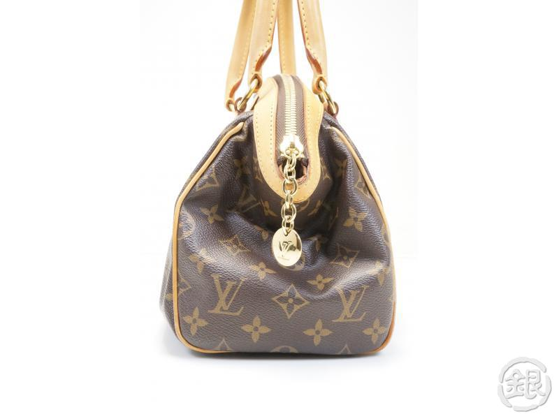 AUTHENTIC PRE-OWNED LOUIS VUITTON MONOGRAM TIVOLI PM HAND TOTE CITY BAG PURSE M40143 163008