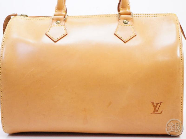 AUTHENTIC PRE-OWNED LOUIS VUITTON JAPAN 15TH LIMITED NOMADE VACHETTA LEATHER SPEEDY 30 M85392 160359