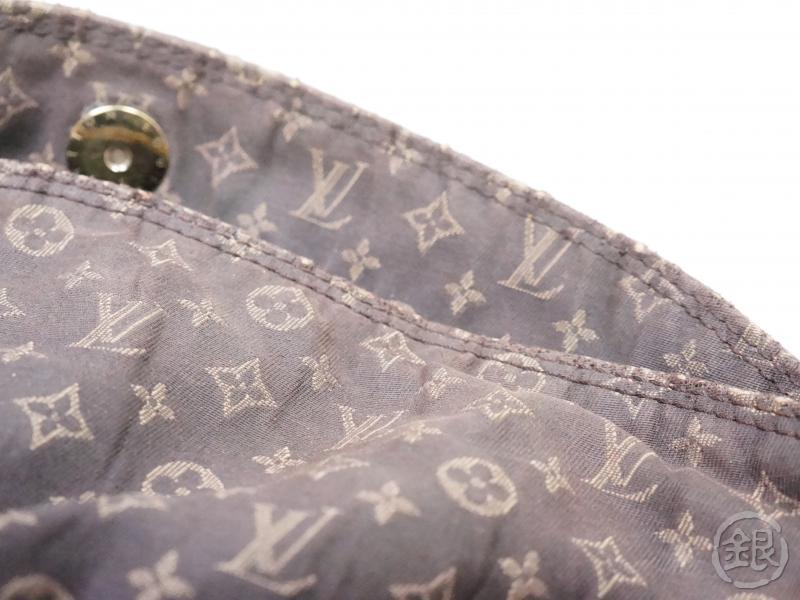AUTHENTIC PRE-OWNED LOUIS VUITTON MONOGRAM IDYLLE FUSAIN ROMANCE HOBO SHOULDER BAG M56699 190547