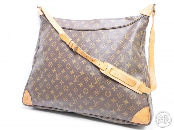 AUTHENTIC PRE-OWNED LOUIS VUITTON MONOGRAM SAC PROMENADE JUMBO SHOULDER TOTE BAG M51114 153335