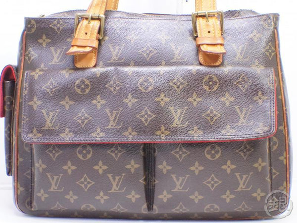 AUTHENTIC PRE-OWNED LOUIS VUITTON LV MONOGRAM MULTIPLI CITE SHOULDER TOTE BAG M51162 190673