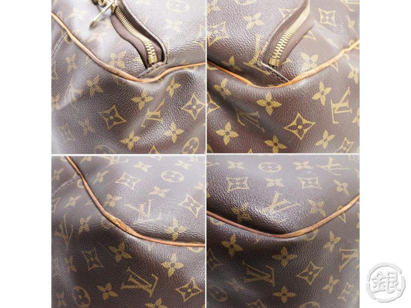 AUTHENTIC PRE-OWNED LOUIS VUITTON MONOGRAM EVASION SPORTS LUGGAGE TRAVELING BAG M41443 190493