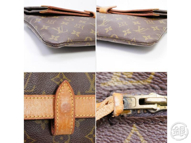 AUTHENTIC PRE-OWNED LOUIS VUITTON VINTAGE MONOGRAM POCHETTE PLIANTE CLUTCH BAG M51805 No.234 190789