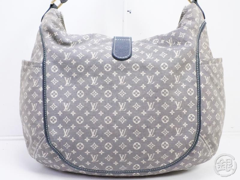 AUTHENTIC PRE-OWNED LOUIS VUITTON MONOGRAM IDYLLE ENCRE ROMANCE HOBO SHOULDER BAG M56700 190788