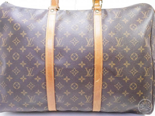 AUTHENTIC PRE-OWNED LOUIS VUITTON MONOGRAM SAC FLANERIE 45 LARGE SHOULDER TOTE BAG M51115 190768