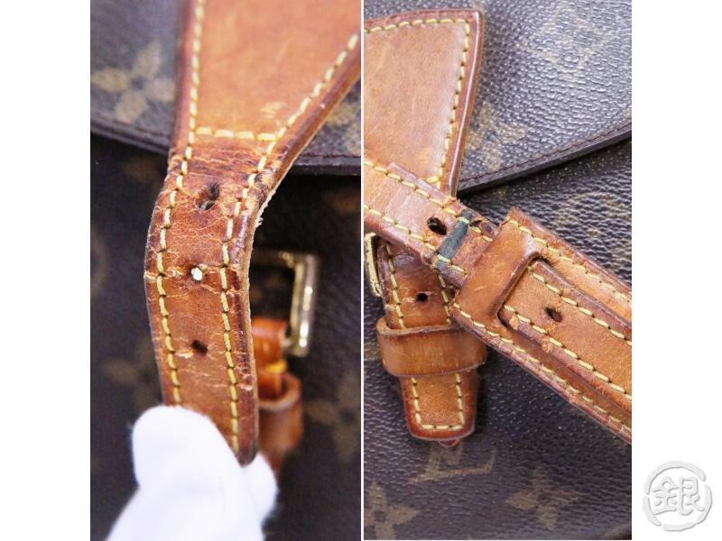 AUTHENTIC PRE-OWNED LOUIS VUITTON LV MONOGRAM JEUNE FILLE PM CROSSBODY MESSENGER BAG M51227 190762