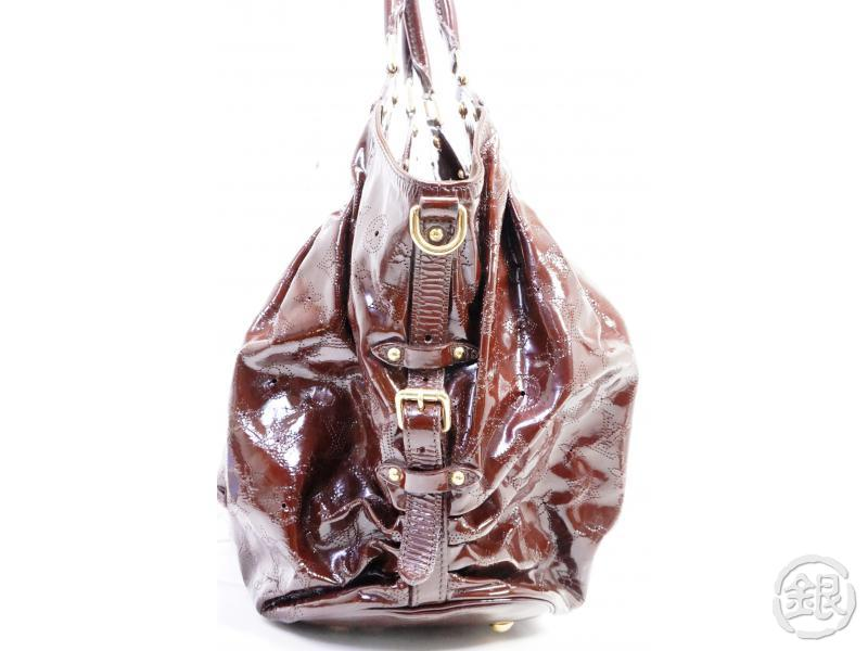 AUTHENTIC PRE-OWNED LOUIS VUITTON LIMITED EDITION MONOGRAM SURYA MAHINA XL HOBO BAG M95797 190930
