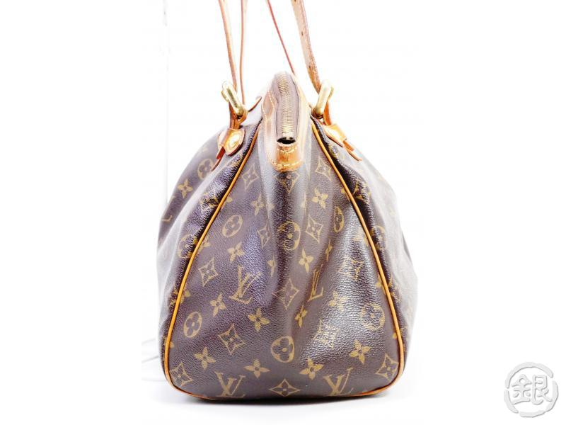 AUTHENTIC PRE-OWNED LOUIS VUITTON MONOGRAM TIVOLI GM LARGE SHOULDER TOTE BAG PURSE M40144 190983