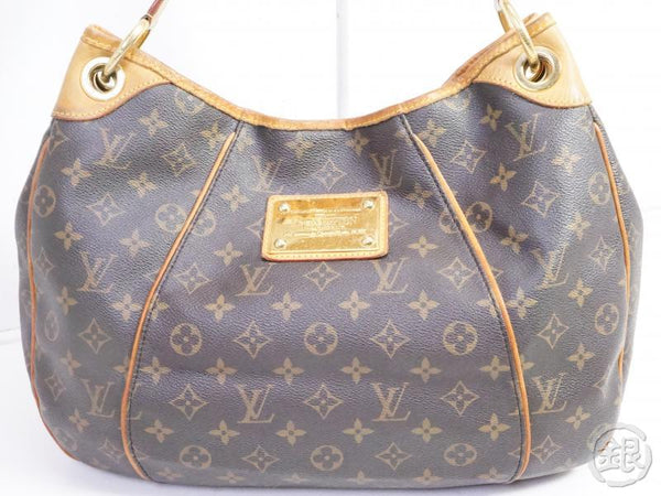 AUTHENTIC PRE-OWNED LOUIS VUITTON MONOGRAM GALLIERA PM SHOULDER TOTE BAG HOBO BAG M56382 190626