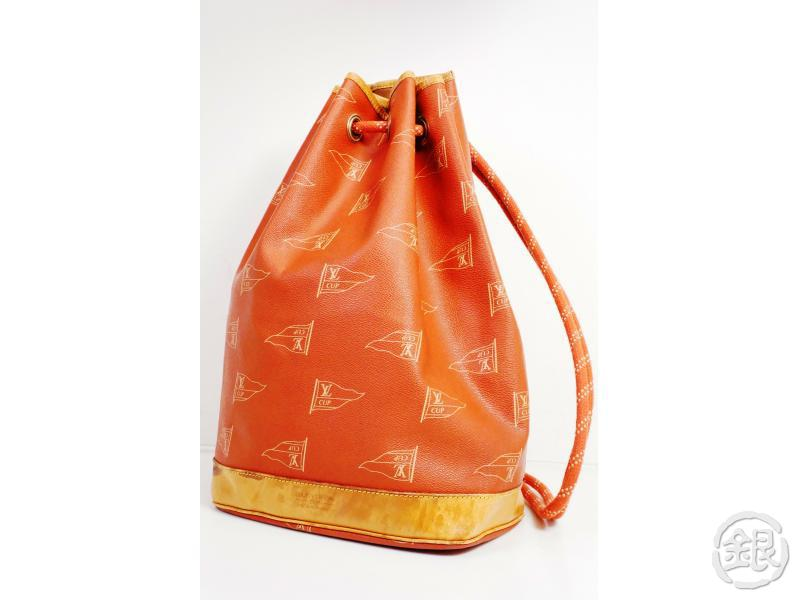 AUTHENTIC PRE-OWNED LOUIS VUITTON LV CUP 95 LIMITED SAINT TROPEZ BACKPACK SHOULDER BAG M80026 191252