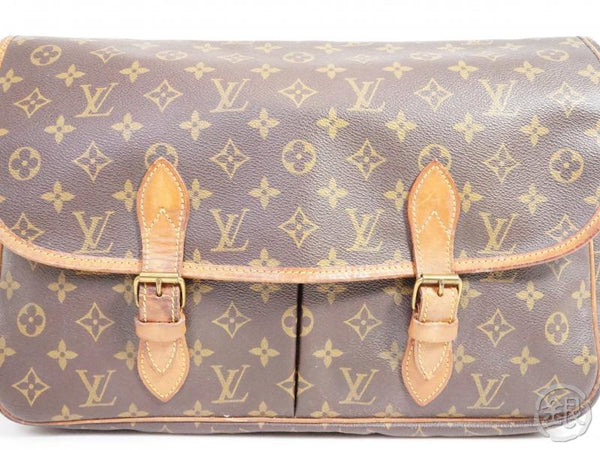 AUTHENTIC PRE-OWNED LOUIS VUITTON LV MONOGRAM SAC GIBECIERE GM MESSENGER BAG M42249 191134