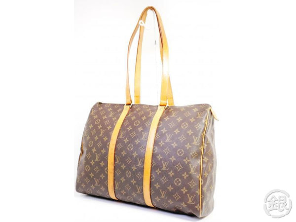AUTHENTIC PRE-OWNED LOUIS VUITTON MONOGRAM SAC FLANERIE 45 LARGE SHOULDER TOTE BAG M51115 191088