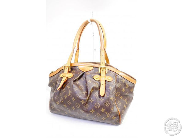 AUTHENTIC PRE-OWNED LOUIS VUITTON MONOGRAM TIVOLI GM LARGE SHOULDER TOTE BAG PURSE M40144 191085