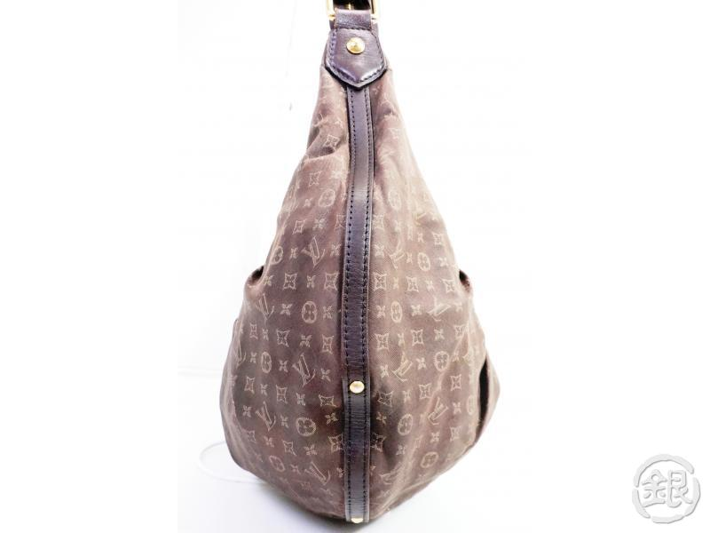 AUTHENTIC PRE-OWNED LOUIS VUITTON MONOGRAM IDYLLE FUSAIN RHAPSODY MM MESSENGER BAG M40403 191032