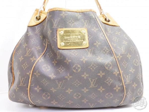 AUTHENTIC PRE-OWNED LOUIS VUITTON MONOGRAM GALLIERA PM SHOULDER TOTE BAG HOBO BAG M56382 191293