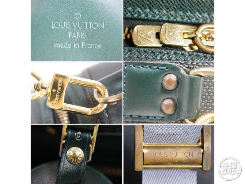 AUTHENTIC PRE-OWNED LOUIS VUITTON LV TAIGA EPICEA SATELLITE 53 TRAVEL LUGGAGE SUITCASE M30094 180642