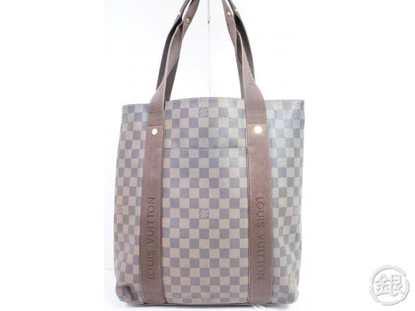 AUTHENTIC PRE-OWNED LOUIS VUITTON LV DAMIER EBENE CABAS BEAUBOURG SHOULDER TOTE BAG N52006 191358