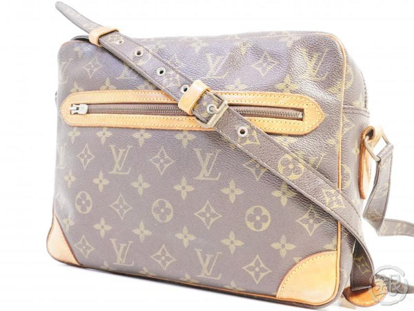 authentic pre-owned louis vuitton lv vintage monogram potomac crossbody messenger m45285 191545