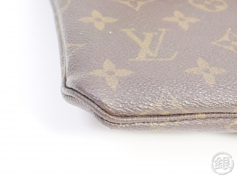 AUTHENTIC PRE-OWNED LOUIS VUITTON VINTAGE MONOGRAM POCHETTE PLIANTE CLUTCH BAG M51805 No.234 191539
