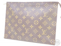 AUTHENTIC PRE-OWNED LOUIS VUITTON MONOGRAM VINTAGE POCHE TOILETTE GM COSMETIC POUCH M47542 181897
