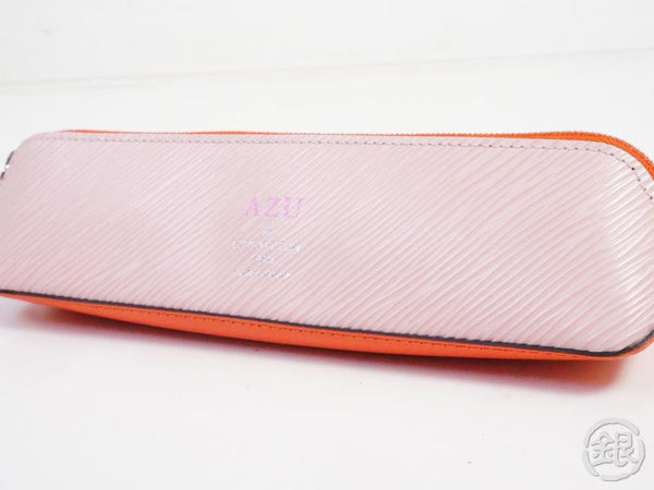 AUTHENTIC PRE-OWNED LOUIS VUITTON EPI MONOGRAM TROUSSE ELIZABET PEN CASE POUCH G10269 191637